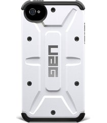estuche carcasa urban armor gear uag oem  modelo navigator para iphone 6 plus- blanco