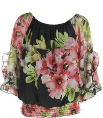 blouse 196435 multi
