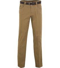 meyer pantalon camel model diego stretch
