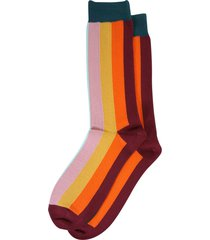 paul smith socks with vertical stripes