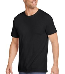 jockey men's flex 365 crewneck t-shirt