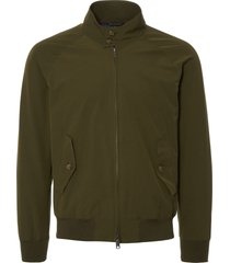 baracuta g9 original harrington jacket | military green | 55321020