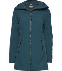 zoe w jacket outerwear sport jackets blå 8848 altitude