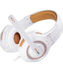 headset gamer oex game gorky branco hs413