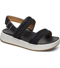 w lynnden shoes summer shoes flat sandals svart ugg