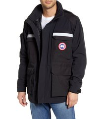 men's canada goose photojournalist regular fit jacket