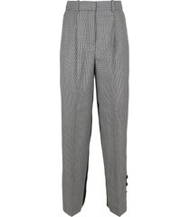 givenchy houndstooth pants