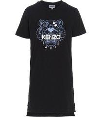 kenzo classic tiger dress