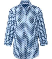 blouse van peter hahn wit