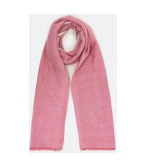 manta casual bicolor   accessories   rosa   u