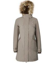 abrigo aranesa beige doite