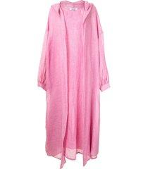bambah marrakesh isabella kaftan and dress - pink