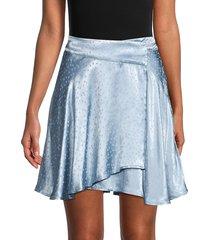 free people women's printed mini skirt - big sur - size 12