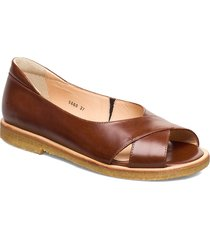 sandals - flat - open toe - clo shoes summer shoes flat sandals brun angulus