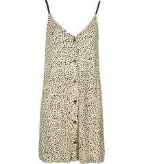korte jurk volcom high wired cami dress