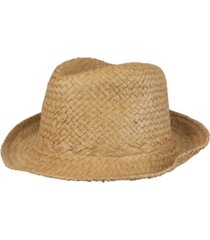 levi's men's foldable fedora hat