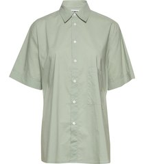 elma shortsleeve overhemd met korte mouwen groen hope