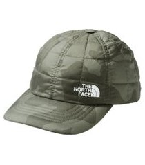 boné the north face insulated norm verde