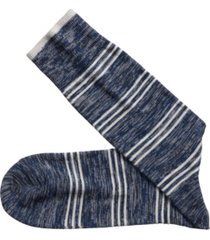 johnston & murphy heather stripe socks