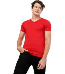 camiseta roja manpotsherd t-shirt
