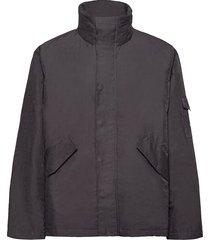 skipper jacket dun jack grijs wood wood