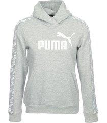 sweater puma amplified hoody wn's