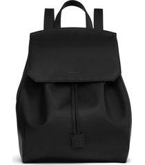 matt & nat mumbai backpack, black