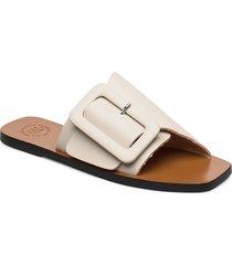 ceci ice white vacchetta shoes summer shoes flat sandals vit atp atelier