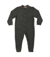macacáo pijama em soft grosso douvelin chumbo