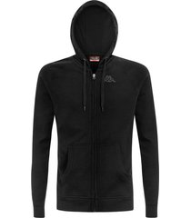 chaqueta para hombre logo jack slim kappa negro kappa