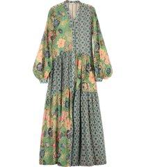 anjuna luella printed maxi dress
