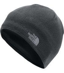 gorro bones recycled gris the north face