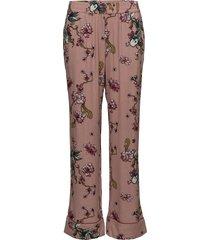 pants wijde broek roze sofie schnoor