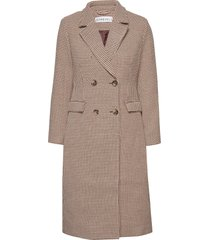 tailored long coat yllerock rock beige ivyrevel