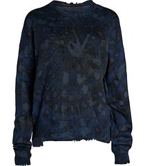 emma distressed cashmere sweater