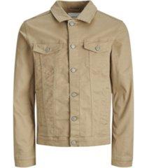 jack & jones men's alvin denim jacket