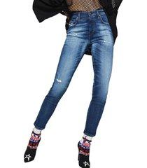 jeans babhila l 32 trousers denim diesel