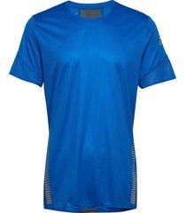 25/7 tee runr t-shirts short-sleeved blå adidas performance