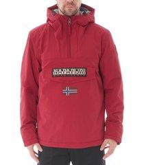 rainforest winter jacket - red bourgogne n0ygnjr69-bou