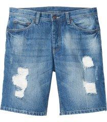 bermuda di jeans regular fit (blu) - rainbow