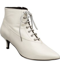nea boots ms19 shoes boots ankle boots ankle boots with heel vit gestuz
