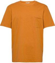 nowa t-shirts short-sleeved orange minimum