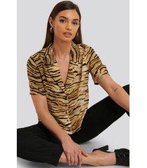 rut&circle skjorta - multicolor