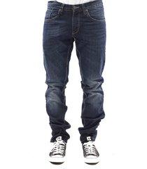 garage jeans tyre dark stone ( straight fit)