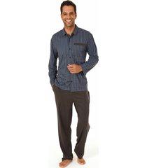 heren pyjama normann 90512-50
