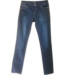 straight jeans dress code jean 15hp097 bleu