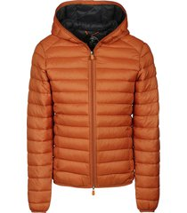 save the duck mid-length padded jacket