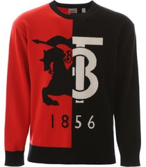 burberry carver pullover