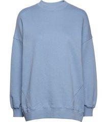 uni 1 sweat-shirt trui blauw fall winter spring summer