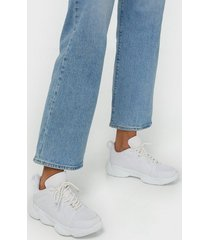 nly shoes the bubble sneaker low top